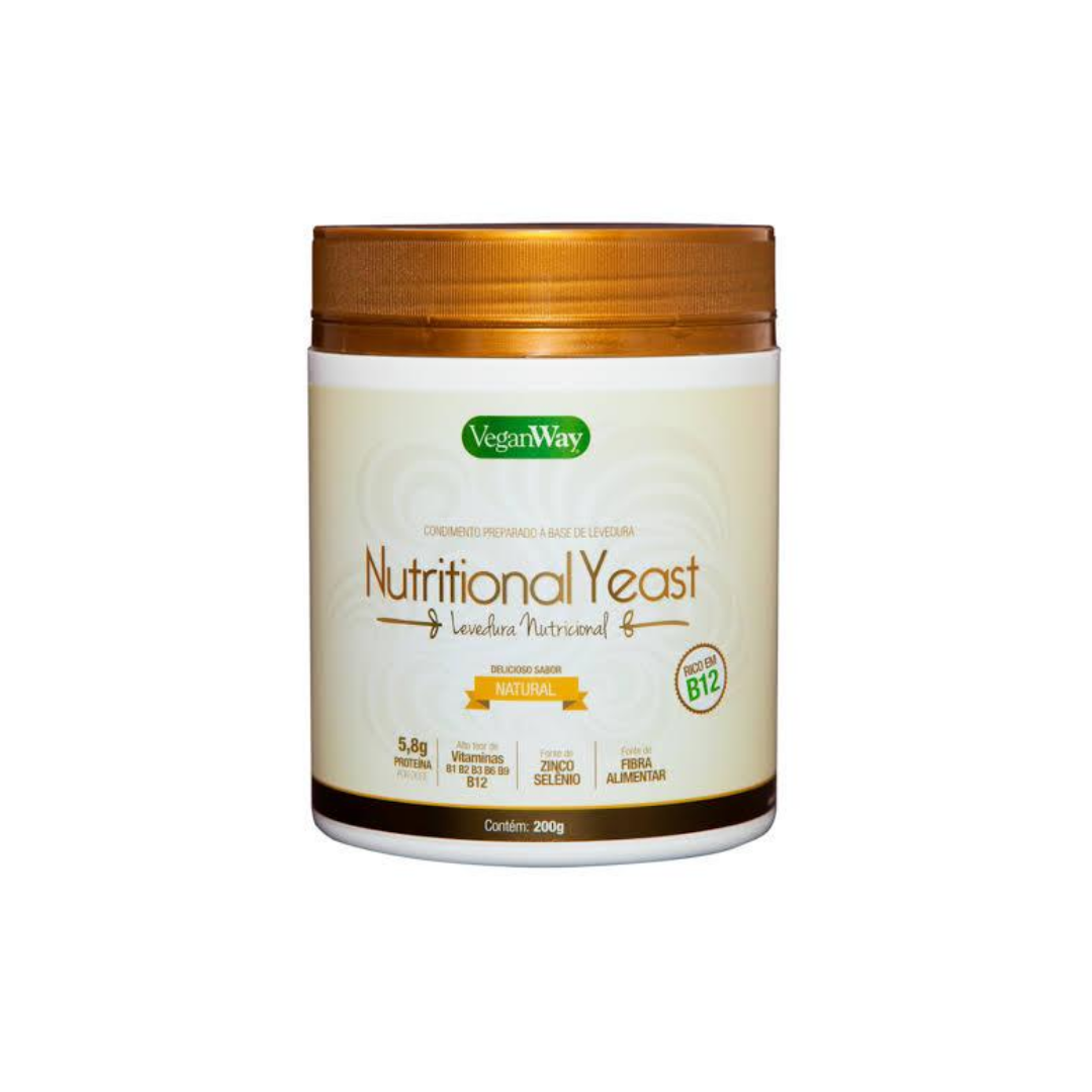 Levedura Nutricional Original Yeast 200g VeganWay