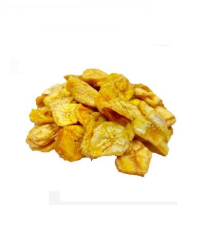 Banana Chips Levemente Salgada 100 Gramas