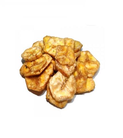 Banana Chips Temperada 100 Gramas