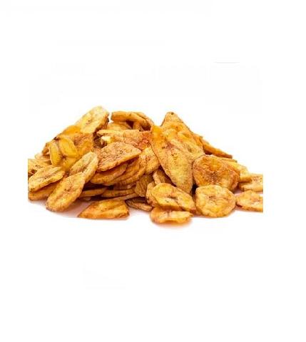 Banana Chips Doce com Canela 100 Gramas