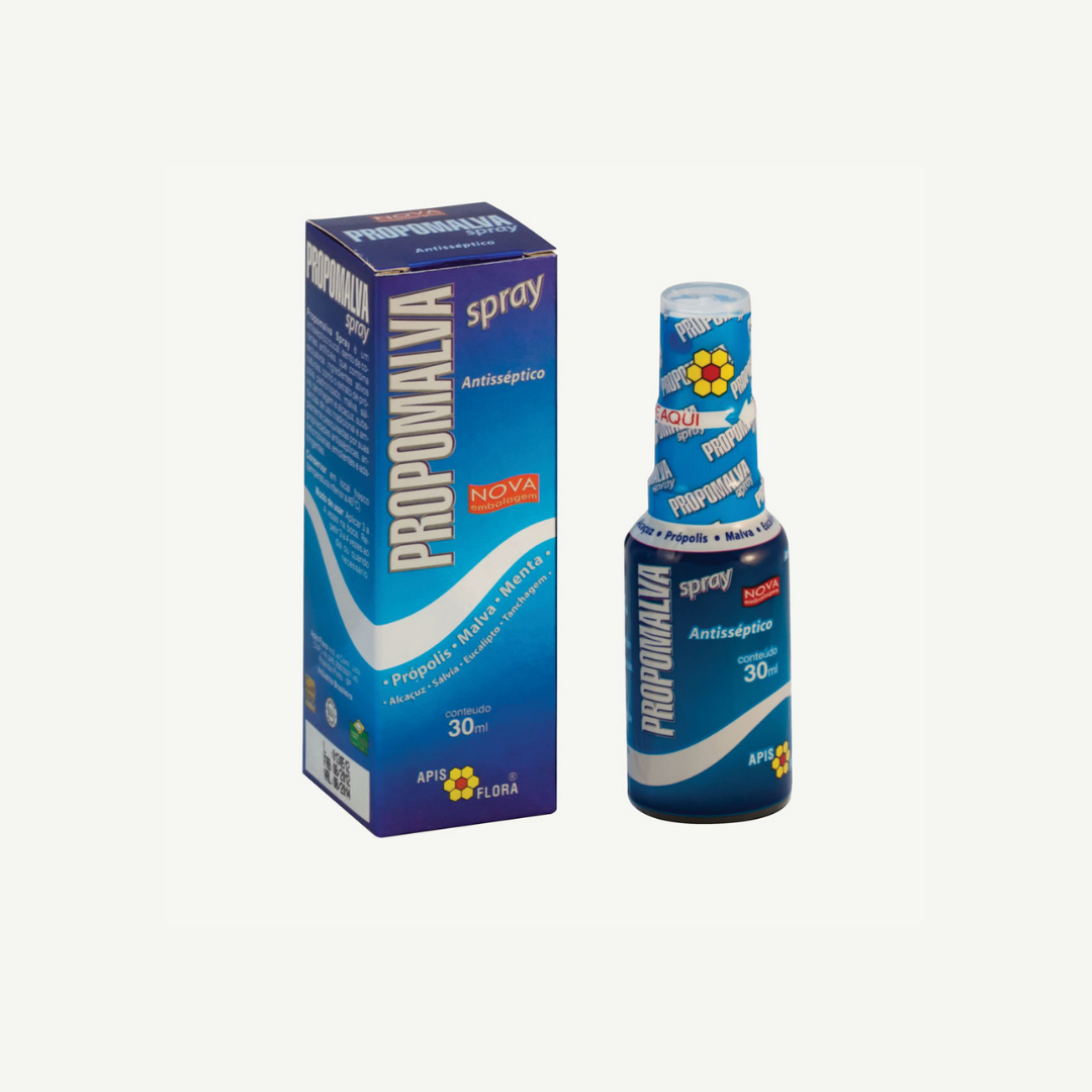 Propomalva Spray Antisséptico 30 ml Apis Aflora