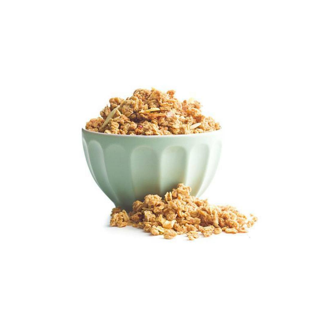 Granola Com Castanha Para Granel 500g Cerelus
