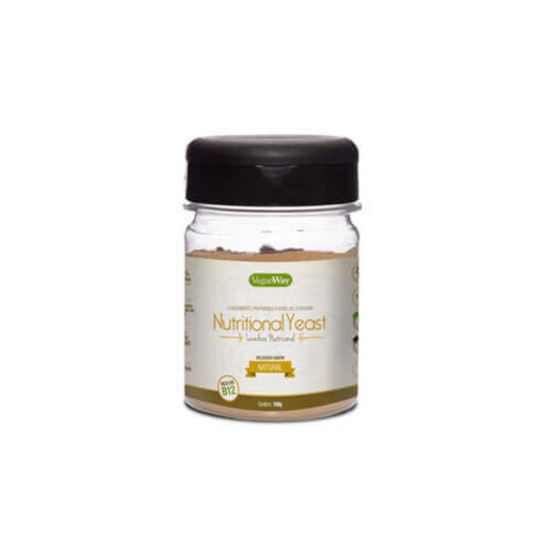 Levedura Nutricional Original Yeast 100g VeganWay