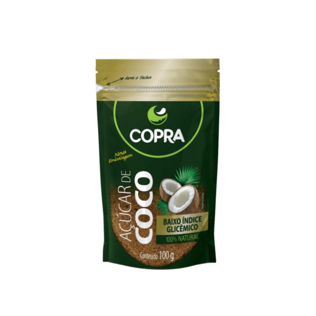 Açúcar de Coco 100g Copra