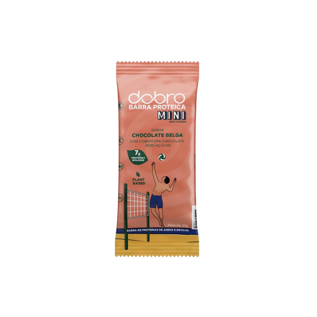 Proteica MINI Chocolate Belga 25g Dobro