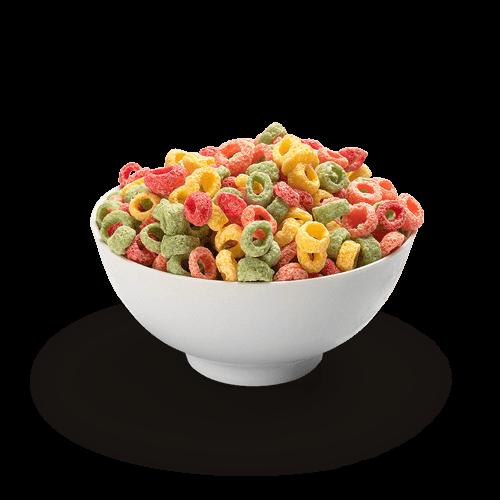 Cereal Fruit Rings Colorido 250 Gramas
